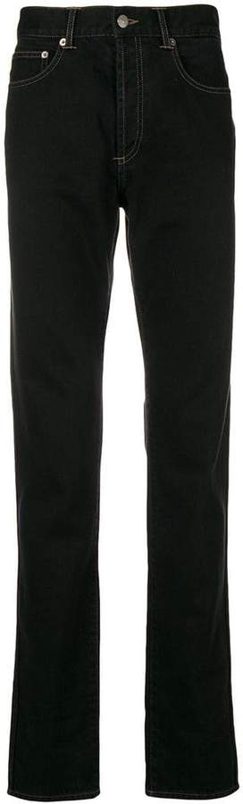 Givenchy classic straight-leg jeans