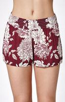La Hearts Crochet Soft Shorts