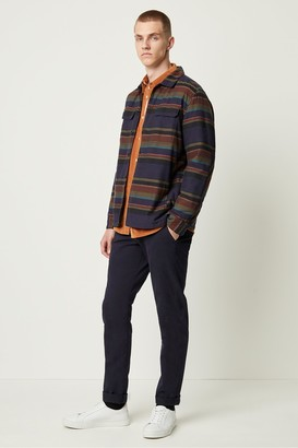 French Connection Twill Stripe Jacket