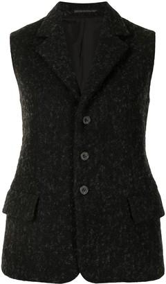 Yohji Yamamoto Pre-Owned Single-Breasted Waistcoat