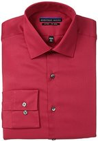 Geoffrey Beene Men's Fitted Sateen Shirt