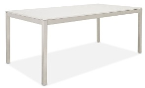 Mitchell Gold Bob Williams Essential Parsons 76 Dining Table