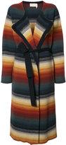 Chloé felted degrade coat - women - Cashmere/Merino - S