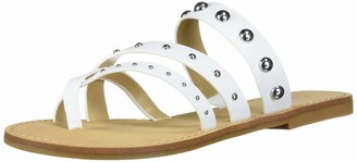 Nine West Women's wnCLARA Flat Sandal