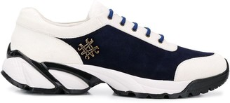 Mr & Mrs Italy Suede Lace Up Sneakers