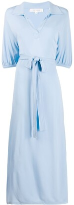 Chinti and Parker Polo Collar Dress