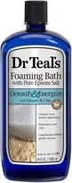 Dr. Teals Detox Ginger & Clay Foaming Bath