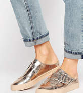 Asos Diane Mule Loafer Trainers