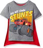 Nickelodeon Toddler Boys' Blaze and the Monster Machines Cape T-Shirt