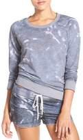 Honeydew Intimates Burnout French Terry Sweatshirt