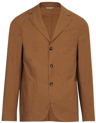 Officine Generale Armie cotton blazer