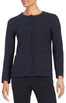 Max Mara Microdot Jacket