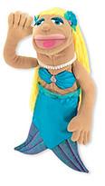 Melissa & Doug Melissa Doug Mermaid Puppet