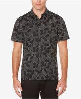 Perry Ellis Men's Big and Tall Digital Camo Shirt