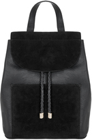 Accessorize Cara Leather Backpack