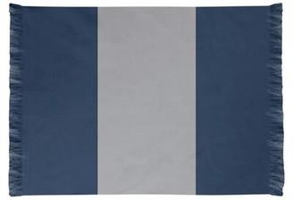 Blue Area NHS National Hockey Stripes Polar Night Rug East Urban Home Non-Skid Pad: Yes