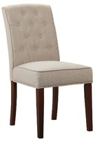 Nobrand No Brand Khloe Tufted Dining Chair - Tan (Set of 2)