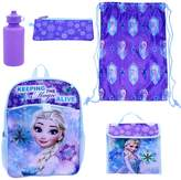 Disney Disney's Frozen Elsa 5-pc. Backpack Set