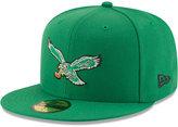 New Era Philadelphia Eagles Team Basic 59FIFTY Cap