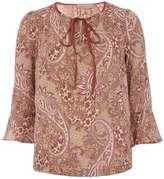 Vero Moda **Vero Moda Pink Paisley T-Shirt