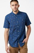 Ezekiel Macaw Short Sleeve Button Up Shirt