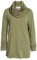 Women's Free People 'Beach Cocoon' Cowl Neck Pullover