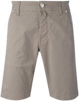 Jacob Cohen chino shorts - men - Cotton/Elastodiene - 33