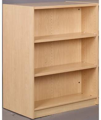 LIBRARY Stevens ID Systems Starter Double Face Standard Bookcase Stevens ID Systems Finish: Walnut