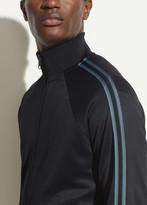 Double Knit Track Jacket