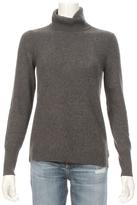 White + Warren Essential Cashmere Turtle Neck Sweater