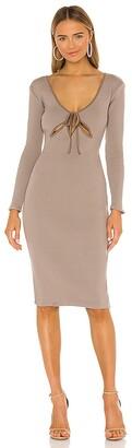 NBD Bowery Midi Dress