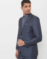 Global Luxe Linen-wool Jacket