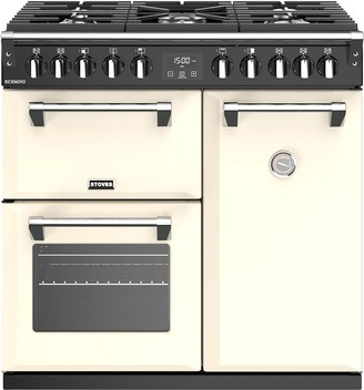 Stoves Richmond S900DF 90cm Dual Fuel Range Cooker, A Energy Rating