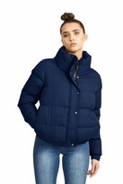 Thumbnail for your product : Brave Soul Ladies Jacket SLAYPKE Navy UK 14