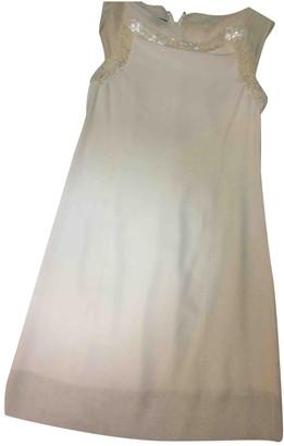 Loewe White Silk Dresses