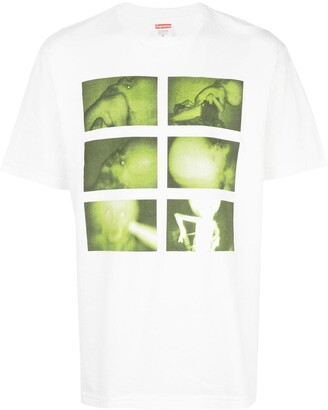 Supreme Chris Cunningham Chihuahua Hoo FW18 T-shirt