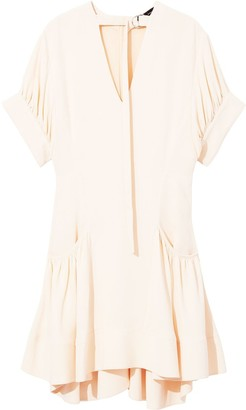 Proenza Schouler Crepe Flared Dress