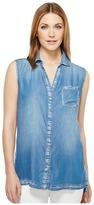 Calvin Klein Jeans Lyocell Sleeveless Top Women's Sleeveless