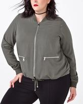 Penningtons Long Sleeve Bomber Jacket