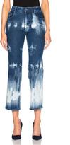 Stella McCartney Tie Dye Denim Trousers