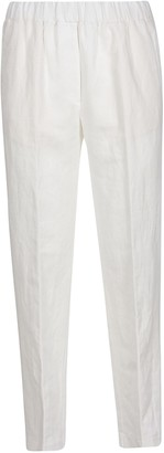 Forte Forte Elasticated Waist Trousers