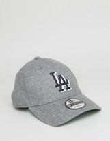 New Era 9twenty Adjustable Cap La Dodgers In Felt