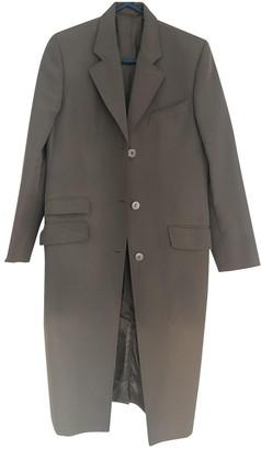 Gucci Grey Coat for Women Vintage