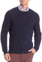 Brunello Cucinelli Donegal Virgin Wool, Cashmere & Silk Blend Sweater