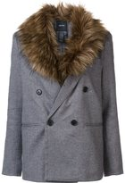 Smythe detachable collar blazer