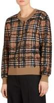 Burberry Kern Wool Crewneck Sweater