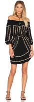 Twelfth Street By Cynthia Vincent Off Shoulder Petal Dress