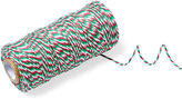 One Kings Lane Baker's Twine, White/Green