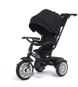 Bentley 6-in-1 Convertible Trike/Stroller Onyx Black