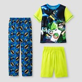 Lego Boys' The Batman Movie® Pajama Set - Green